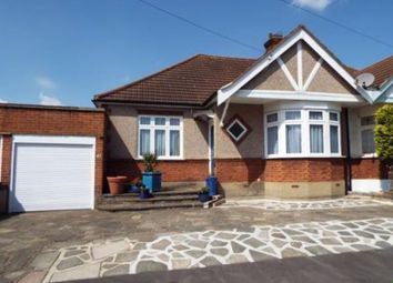 Thumbnail 4 bed bungalow for sale in Grosvenor Drive, Hornchurch