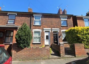Thumbnail 3 bed terraced house to rent in Alston Road, Ipswich