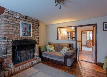 Thumbnail 2 bed terraced house for sale in High Street, Huntingdon, Cambridgeshire