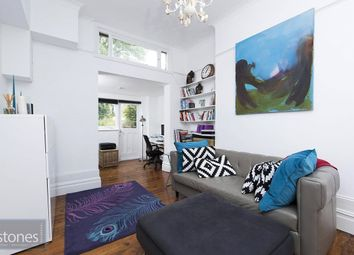Thumbnail 1 bed flat to rent in Upper Park Road, Belsize Park, London