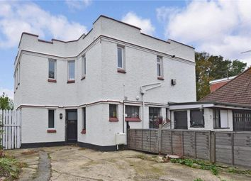 Thumbnail 2 bed maisonette for sale in Albion Road, Broadstairs, Kent