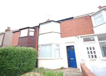 Thumbnail 2 bedroom terraced house for sale in Winton Avenue, Blackpool