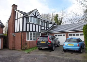 Thumbnail 4 bed detached house to rent in Falcon Road, Waterlooville