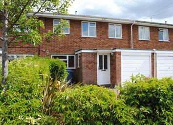 Thumbnail 3 bed terraced house to rent in Albert Street, Fleet