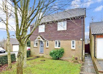 Thumbnail 2 bed semi-detached house for sale in Bradbridge Green, Singleton, Ashford, Kent