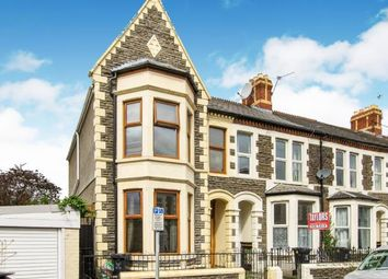 Thumbnail 4 bed end terrace house for sale in Donald Street, Cardiff, Caerdydd