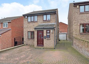 Thumbnail 3 bed detached house for sale in Wadsworth Drive, Intake, Sheffield