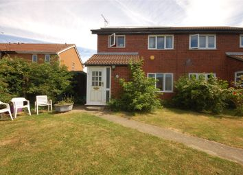 Thumbnail 3 bed semi-detached house for sale in Bannister Green, Wickford, Essex
