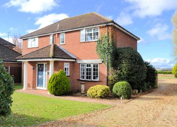 Thumbnail 4 bed detached house for sale in Nursery Lane, South Wootton, King's Lynn