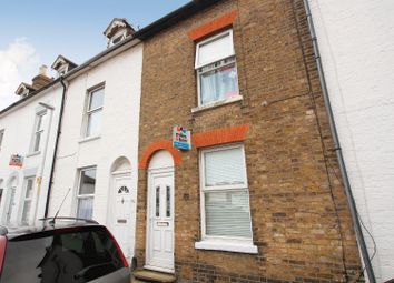 Thumbnail 3 bedroom terraced house for sale in Essex Street, Whitstable