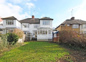 Thumbnail 4 bed property to rent in Lyndhurst Gardens, Finchley, London