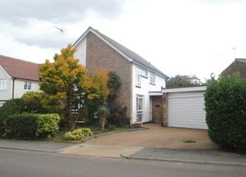 Thumbnail 4 bed detached house for sale in Rectory Road, Orsett, Grays, Essex