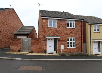 Thumbnail 4 bed detached house for sale in Gloch Wen Close, Rhiwderin, Newport, Newport