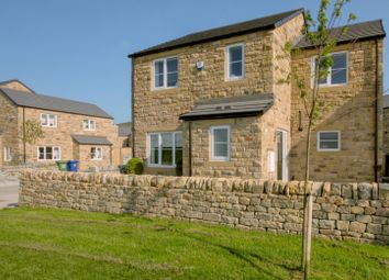Thumbnail 4 bed detached house for sale in Hepworth Way, Skipton