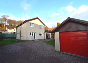 Thumbnail 4 bed detached house for sale in 6 Cairn Grove, Crossford