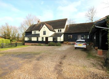 Thumbnail 5 bed barn conversion for sale in Boyton End, Thaxted, Dunmow