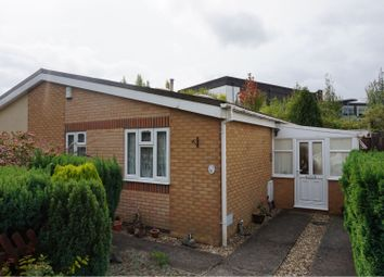 Thumbnail 1 bedroom semi-detached bungalow for sale in Fulwoods Drive, Leadenhall