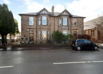 Thumbnail 2 bed flat for sale in Paisley Road, Renfrew, Renfrewshire