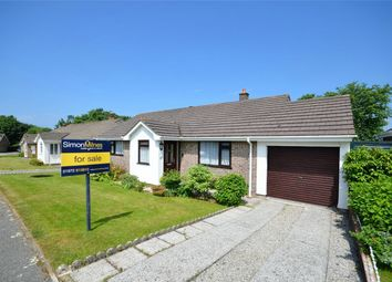 Thumbnail 3 bed detached bungalow for sale in Tregavethan View, Threemilestone, Truro, Cornwall