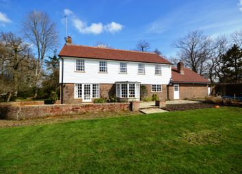 Thumbnail 4 bed detached house to rent in Rowland Wood Strood Lane, Warnham