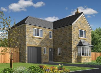 Thumbnail 4 bed detached house for sale in The Forge Monor, Chinley, High Peak