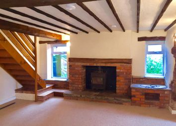Thumbnail 2 bed cottage to rent in Rode Street, Tarporley