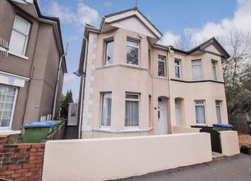 Thumbnail 4 bed semi-detached house for sale in Manor Road South, Southampton
