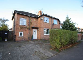 Thumbnail 3 bed semi-detached house for sale in Tyler Avenue, Loughborough