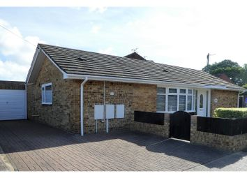 Thumbnail 3 bed detached bungalow for sale in Sherwood Gardens, Ramsgate