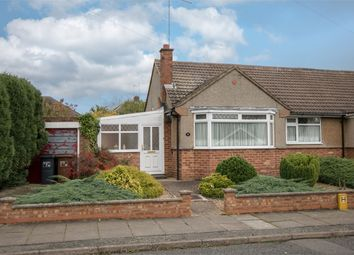 Thumbnail 2 bed semi-detached bungalow for sale in Spinney Hill Crescent, Spinney Hill, Northampton