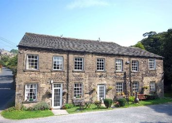 Thumbnail 2 bed flat for sale in Foxen Lane, Mill Bank, Sowerby Bridge
