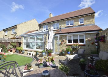 Thumbnail 4 bed detached house for sale in Nuthatch Drive, Bishops Cleeve