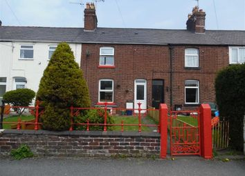Thumbnail 2 bed terraced house for sale in Victoria Terrace, Mold, Flintshire