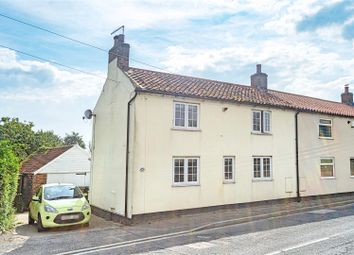 Thumbnail 2 bed semi-detached house for sale in Main Street, Beeford, Driffield