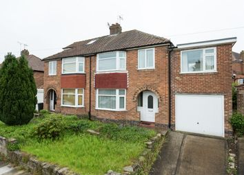 Thumbnail 4 bed semi-detached house for sale in Howe Hill Road, Holgate, York