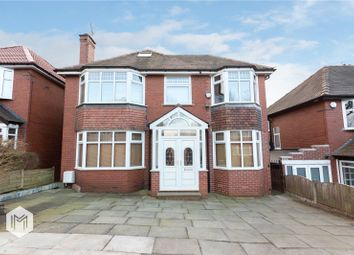 Thumbnail 4 bed detached house for sale in Glebelands Road, Prestwich, Manchester, Greater Manchester