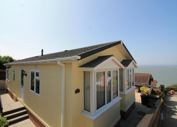 Thumbnail 2 bed mobile/park home for sale in Two Acres Park, Walton Bay, Clevedon