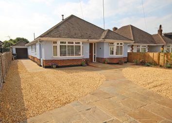 Thumbnail 3 bed detached bungalow for sale in Walkford Way, Walkford, Christchurch