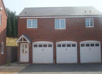 Thumbnail 1 bedroom flat to rent in Caldera Road, Hadley, Telford