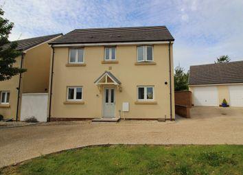 Thumbnail 3 bed detached house to rent in Ffordd Y Grug, Coity, Bridgend, Bridgend County.