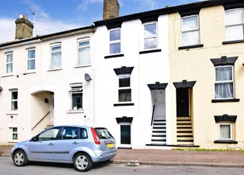 Thumbnail 2 bed terraced house for sale in Thorold Road, Chatham, Kent