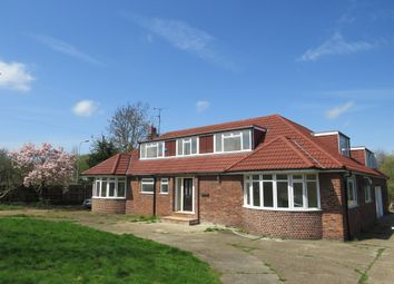 Thumbnail 5 bedroom detached bungalow for sale in Harlaxton Road, Grantham
