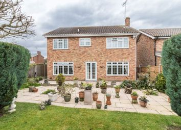 Thumbnail 4 bed detached house for sale in Longfield, Loughton