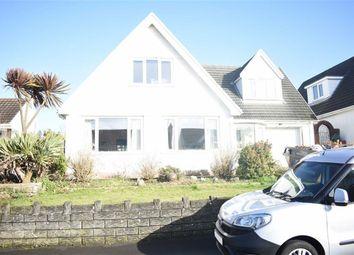 Thumbnail 3 bed detached house for sale in Cambridge Gardens, Langland, Swansea