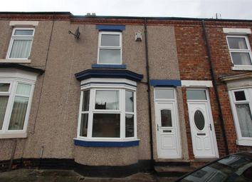 Thumbnail 2 bed terraced house for sale in Bartlett Street, Darlington