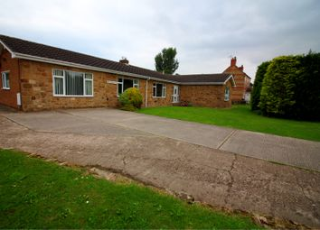 Thumbnail 4 bed bungalow for sale in Gate House Lane, Auckley, Doncaster