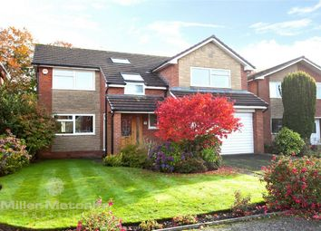 Thumbnail 4 bed detached house for sale in Church Meadows, Harwood, Bolton, Lancashire