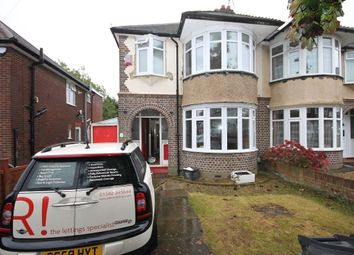 Thumbnail 3 bed semi-detached house to rent in Humberstone Road, Leagrave, Luton