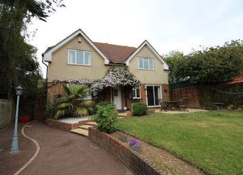 Thumbnail 5 bed detached house for sale in Arundel Road, Worthing