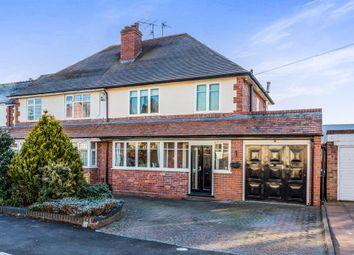 Thumbnail 3 bed semi-detached house for sale in Woodland Avenue, Hagley, Stourbridge